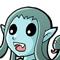 Скромная Медуза [Modest Medusa]