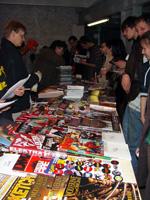 Фотография с КомМиссии 2009: Комикс-развал